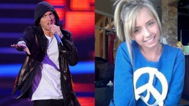 La fille d'Eminem a maintenant 21 ans... Elle a bien ...