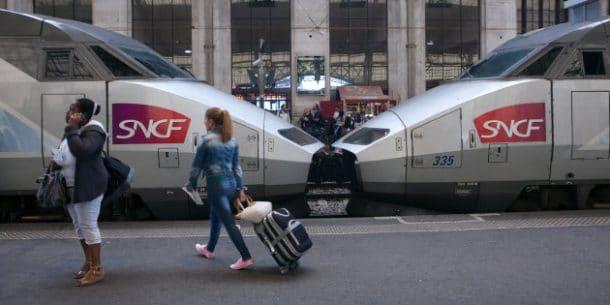 Happy Card et les TGV illimités