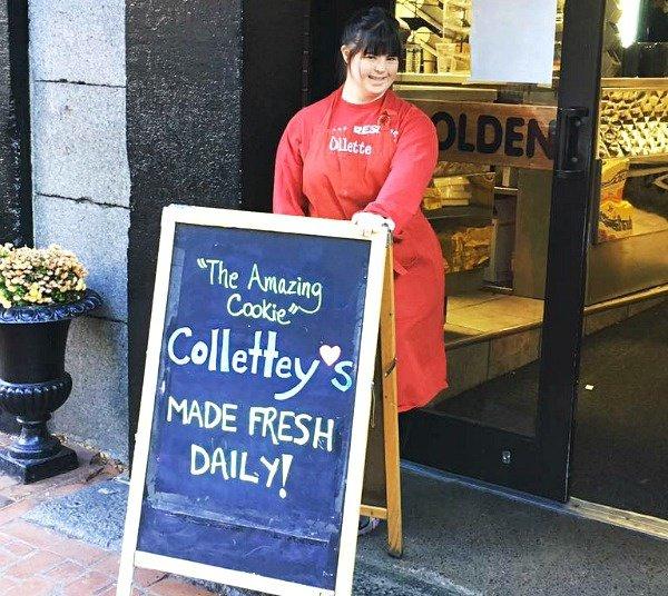 Collettey's Cookies