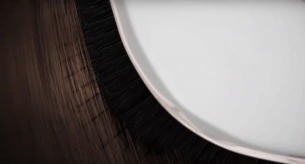 Brosse à cheveux intelligente : L'Oréal x Withings