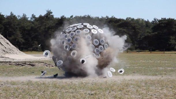 Détruire les mines antipersonnel à moindre coût