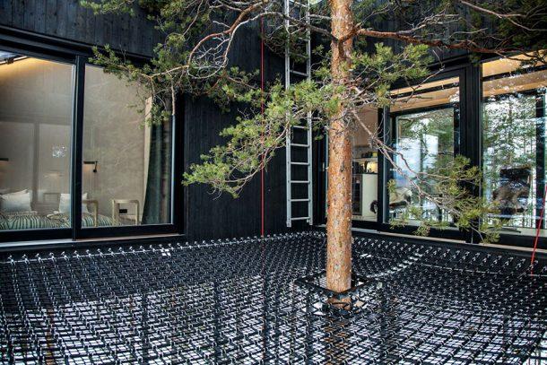 Maison dans les arbres by Treehotel