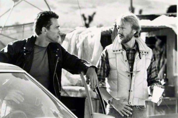 James Cameron et Tim Miller pour un nouveau film — Terminator