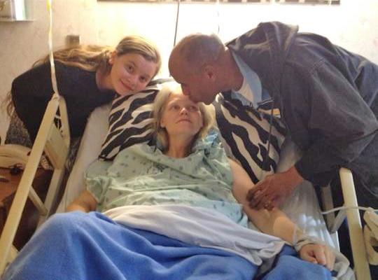 Kimberly Fugate, 42 ans, enceinte de triplés