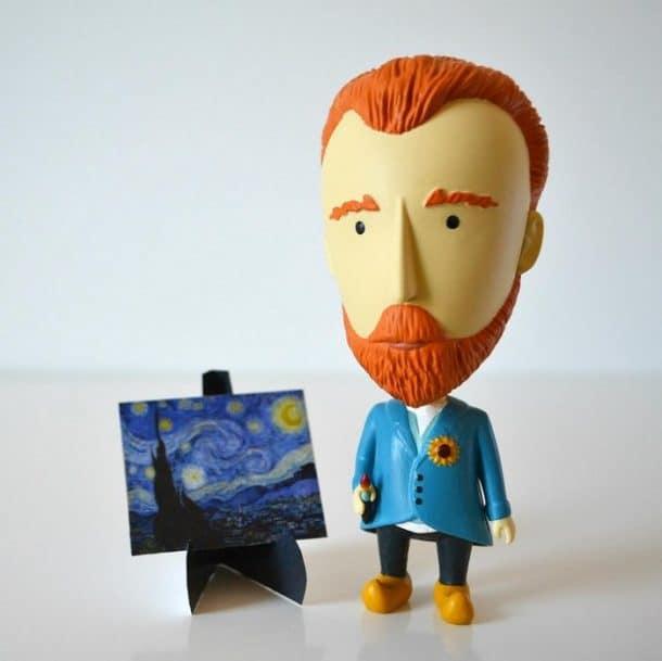 Figurine Van Gogh