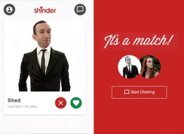Shed Simove : créateur de Shinder