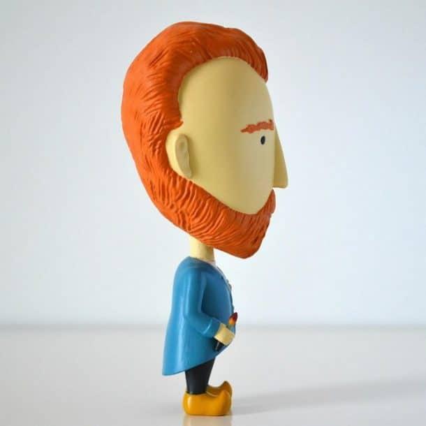 Figurine de Vincent Van Gogh