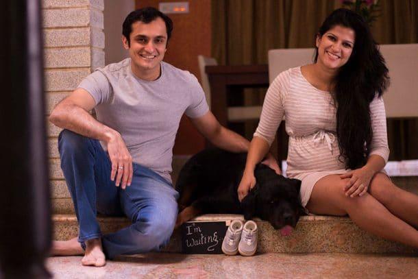 Sanjana Madappa et Aditya Raheja