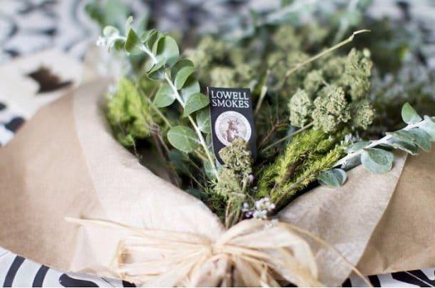 Bouquets de weed