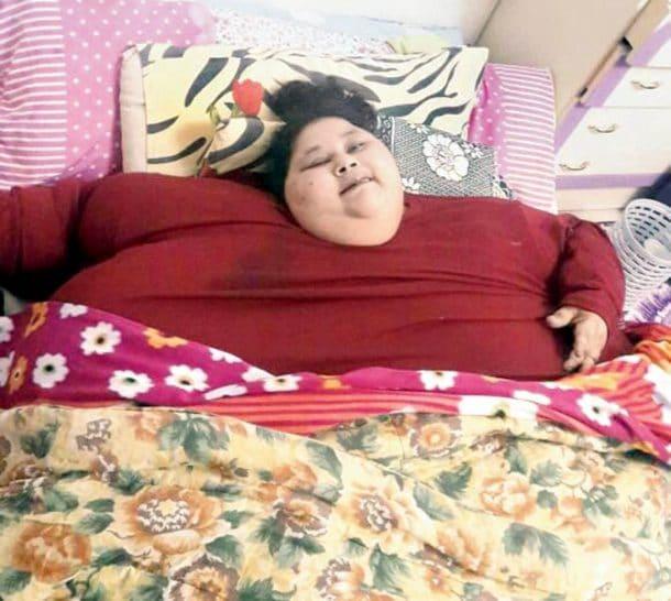 Grosse Femme Photo la plus grosse femme du monde va se faire opérer !