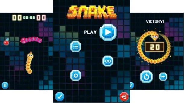 snake nouveau nokia 3310
