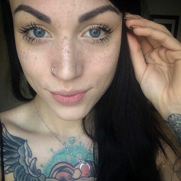 Taches de rousseur tatouées : pourquoi pas ?