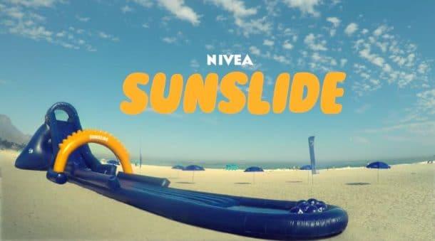 Nivea Sunslide