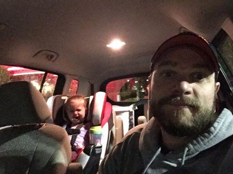 Le post d'un papa épuisé est devenu viral