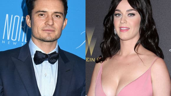 Katy Perry et Orlando Bloom font une pause