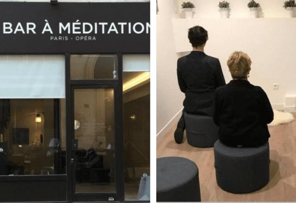 bar a meditation