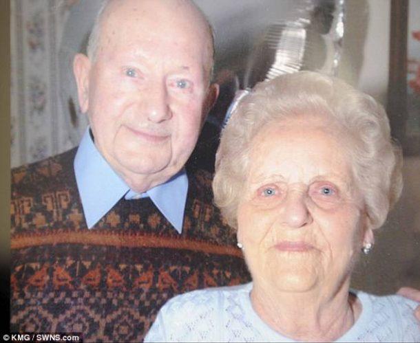 maries depuis 77 ans ils sont decedes le meme jour