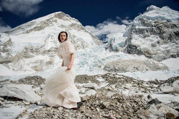 mariage glacial