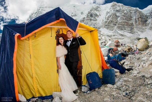 everest mariage