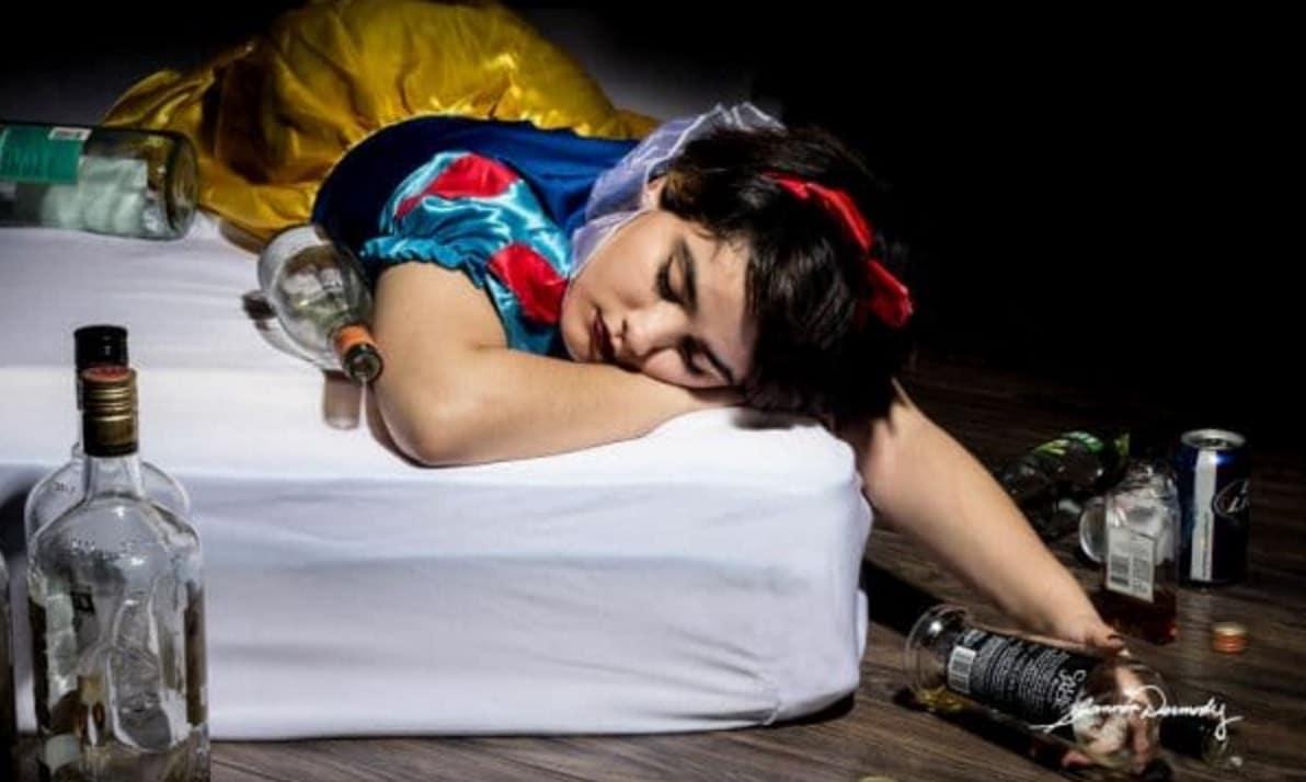 princesses Disney font face aux problèmes de la vie réelle