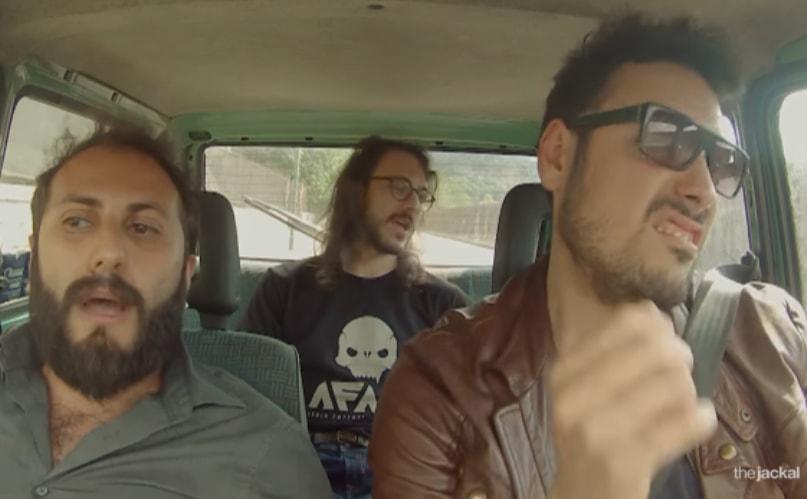 Incroyable: la reprise inattendue de «Despacito» par trois amis italiens!