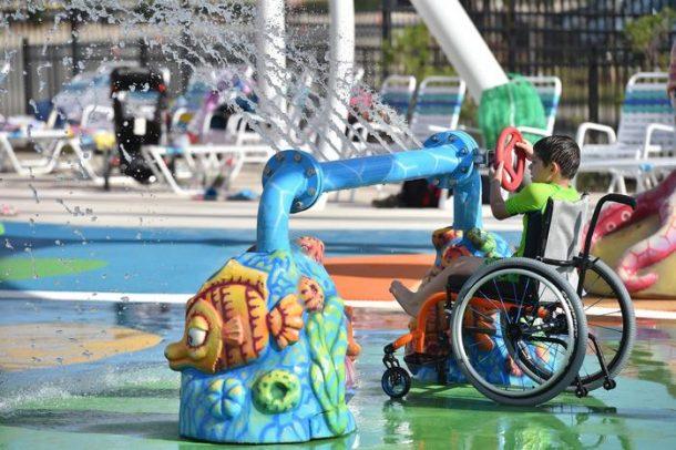Morgan's wonderland parc aquatique accessible aux personnes handicapees