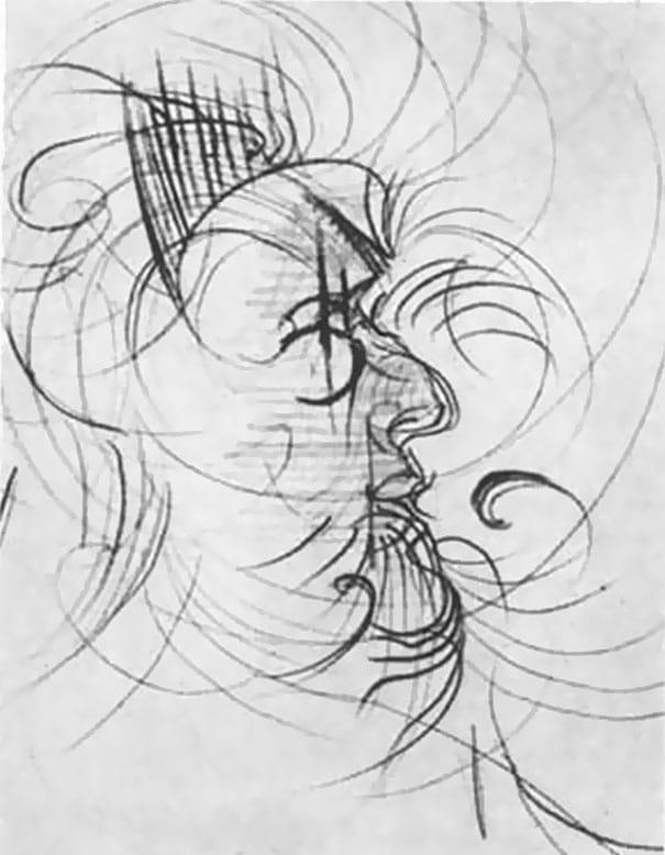 illustration sous LSD