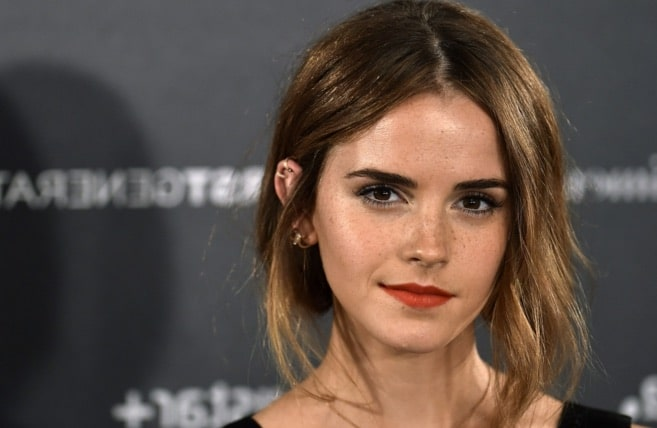 une maman am ricaine est le v ritable sosie d emma watson la ressemblance est vraiment. Black Bedroom Furniture Sets. Home Design Ideas