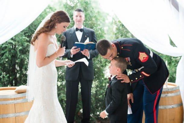discours de mariage touchant