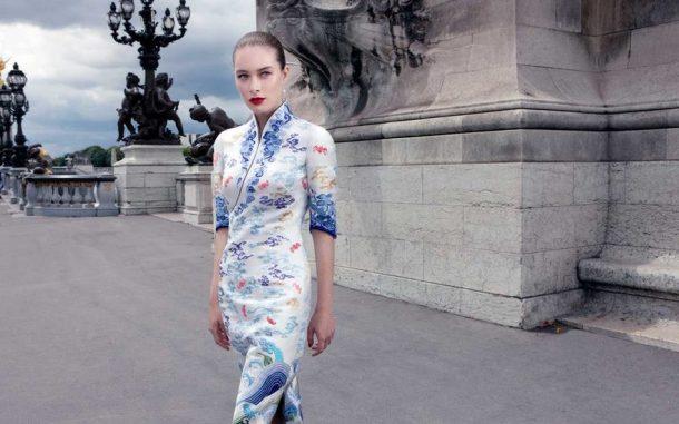 compagnie chinoise nouveaux uniformes