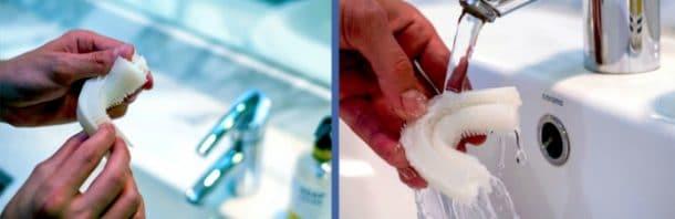 brosse a dents innovante