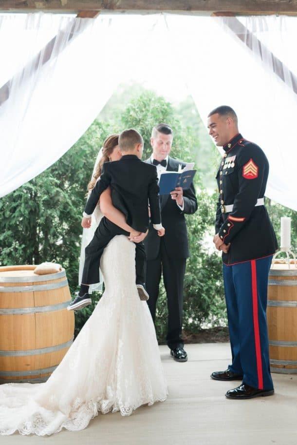discours de mariage poignant