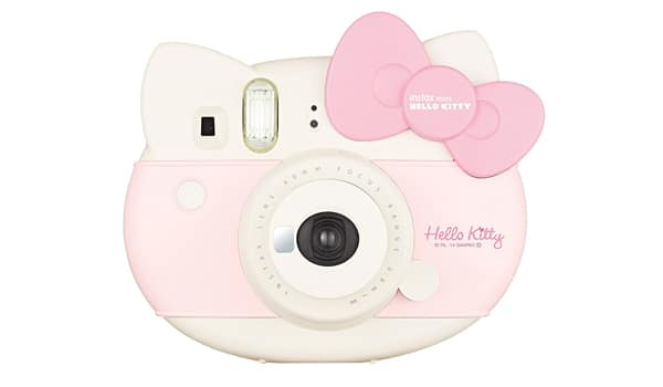 polaroïd hello kitty