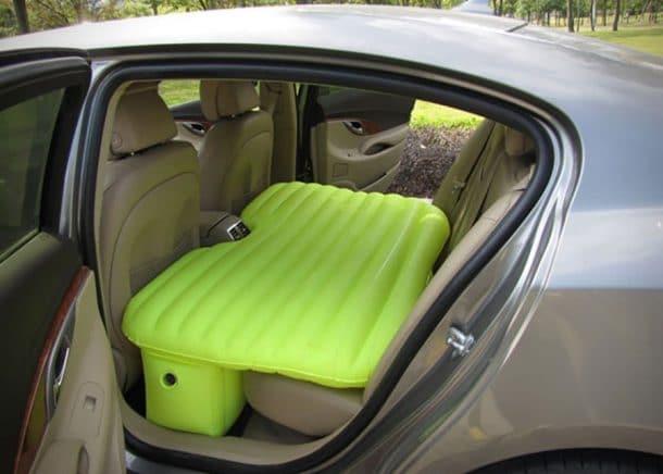 matelas pour voiture