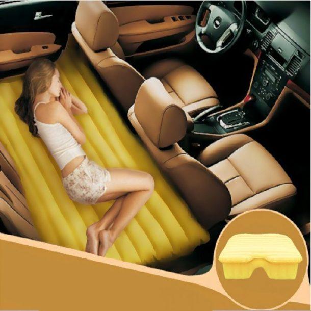 Fuloon matelas gonflable pour dormir en voiture