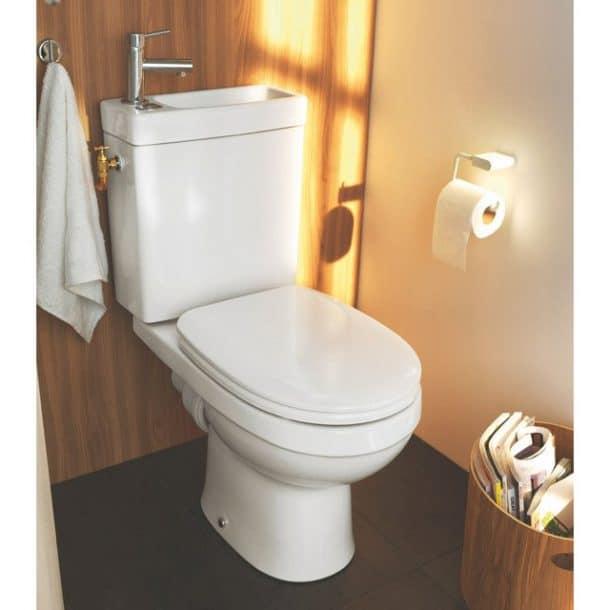 Toilette Avec Lavabo Integre 28 Images Pointwc Cuvettes Wc Kit B 226 Ti Lave Mains Int 233