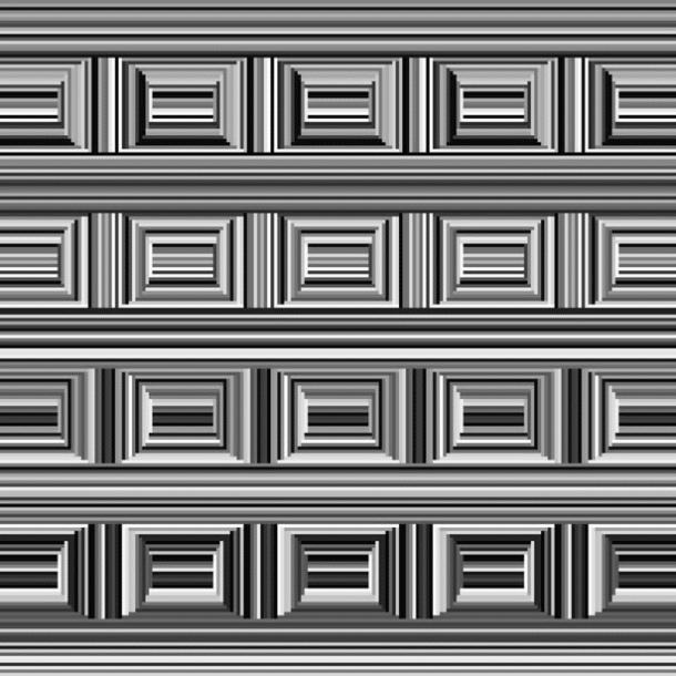 Cette illusion d 39 optique va vous rendre fou trouvez les for Dans cette optique
