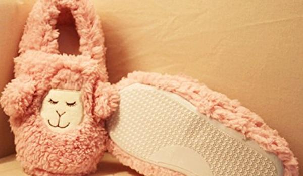 chaussons lama