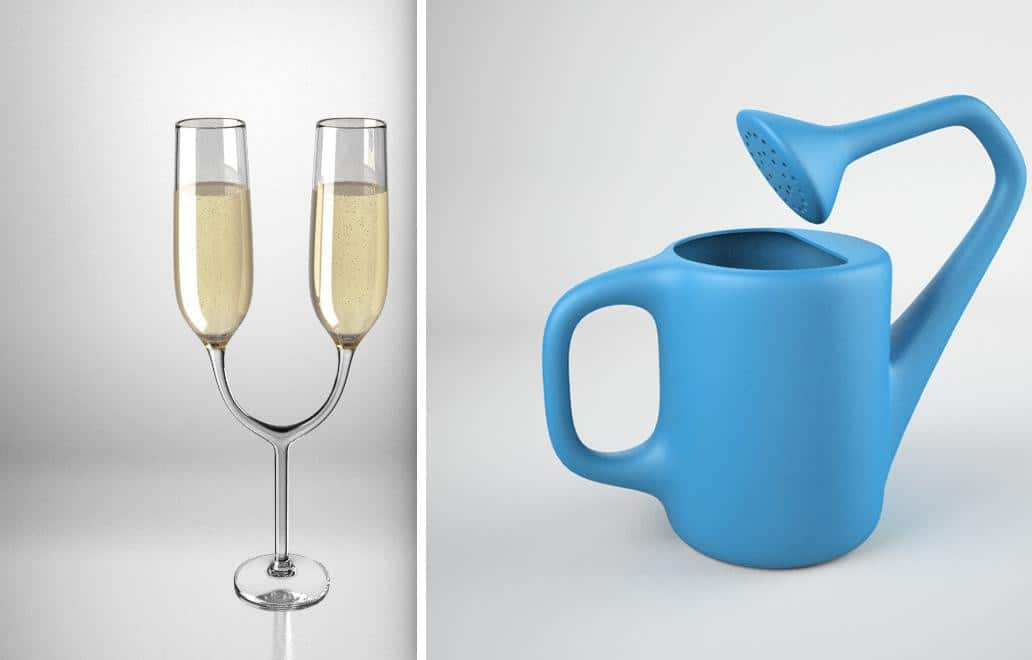 objets bizarres art