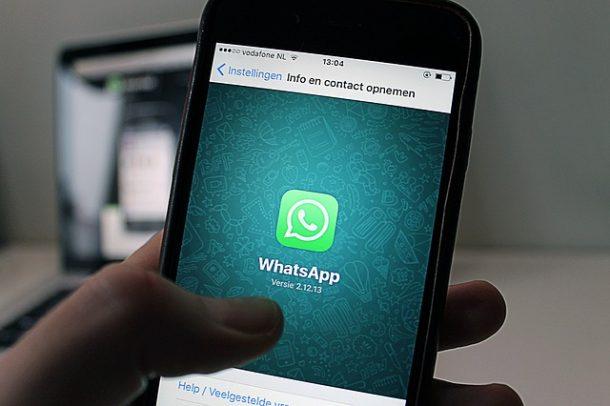 whatsapp nouvelle option
