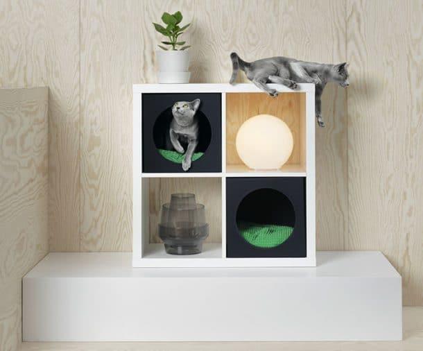 Ik a a enfin lanc une collection pour nos amis quatre for Ikea amis et prestations familiales
