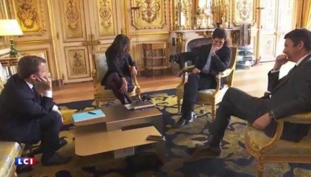 Quand le chien d'Emmanuel Macron urine sur le mobilier de l'Elysée
