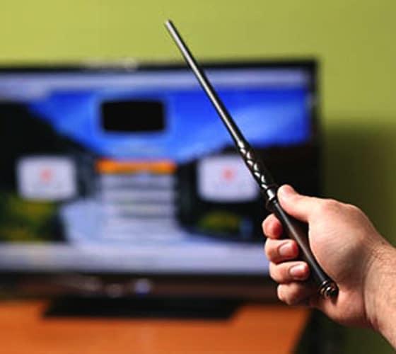 baguette magique telecommande