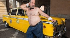 calendrier sexy chauffeurs taxi