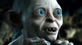 Gollum dans le Seigneur des anneaux