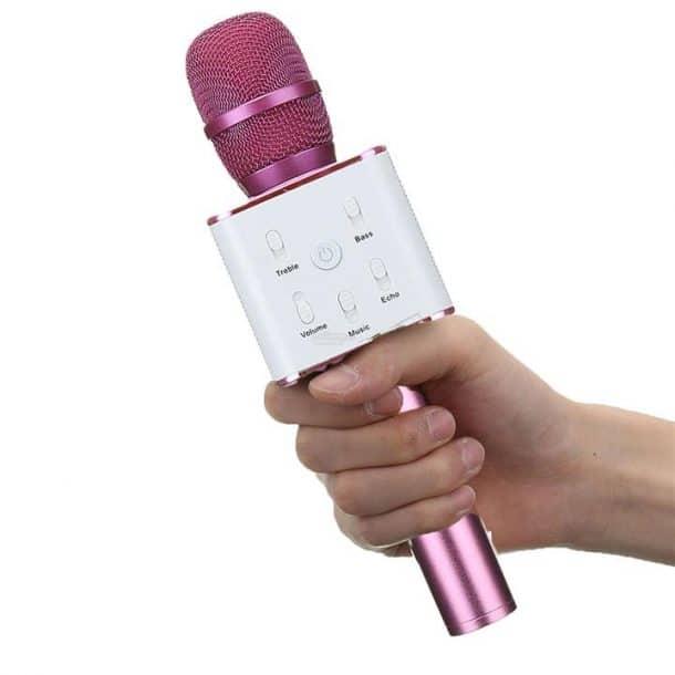 micro bluetooth karaoke