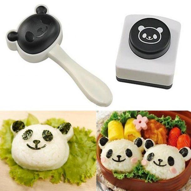moule sushis panda