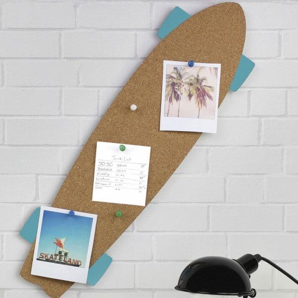panneau liege skateboard