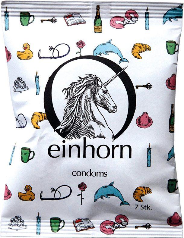 preservatifs licorne vegan