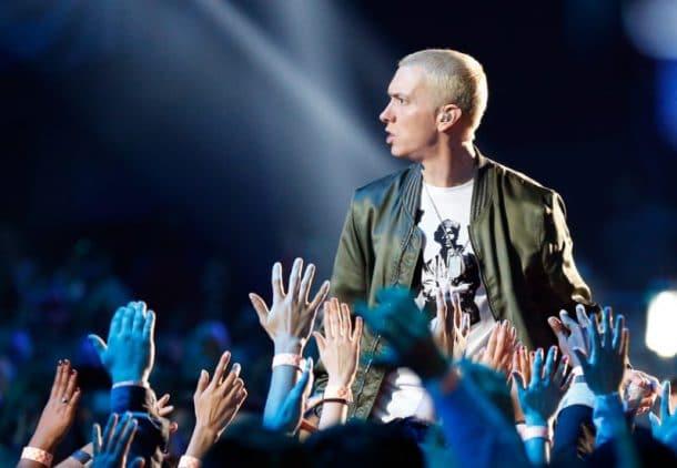Eminem : un nouvel album avec une tournée !